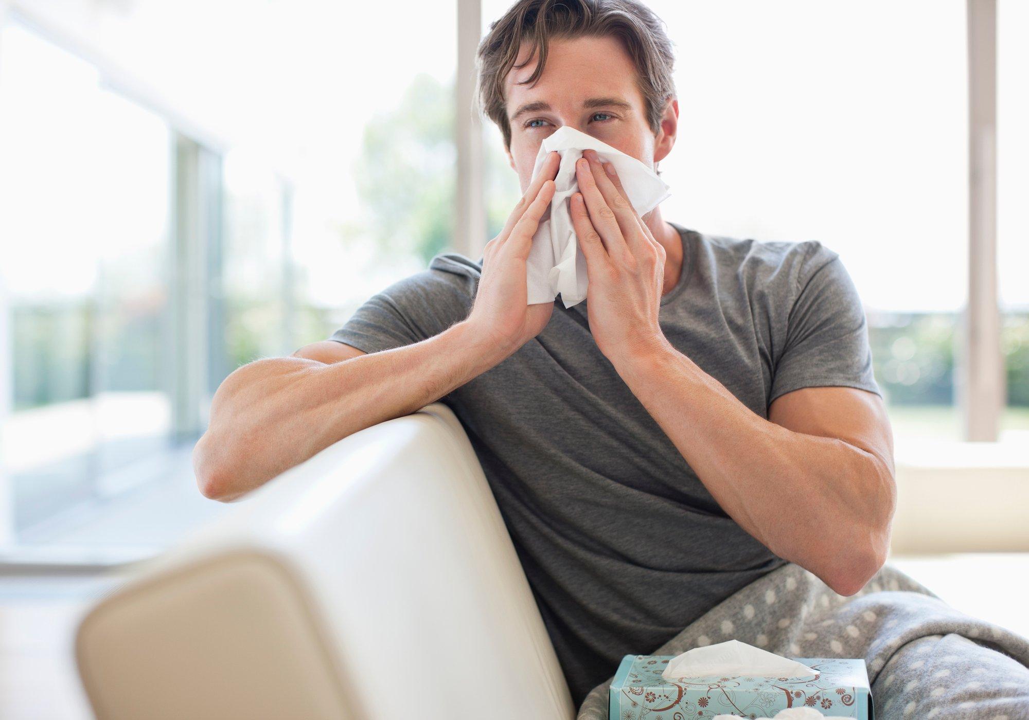 Тестирование на аллергию
