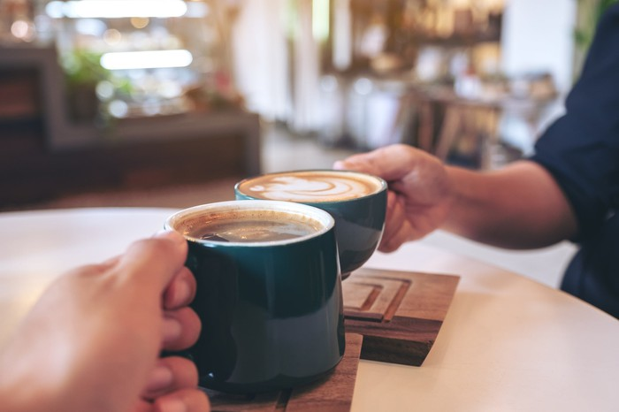 Why Luckin Coffee Stock Surged 21.6% Wednesday | The ...