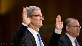 The Biggest Takeaways From Apple's Tax Grilling