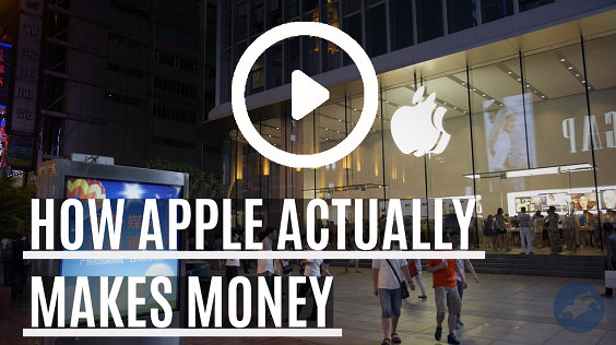 Watch: How Apple Actually Makes Money