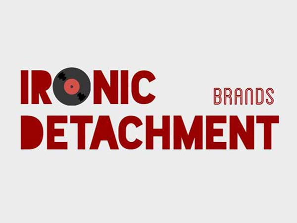 Ironic Detachment logo